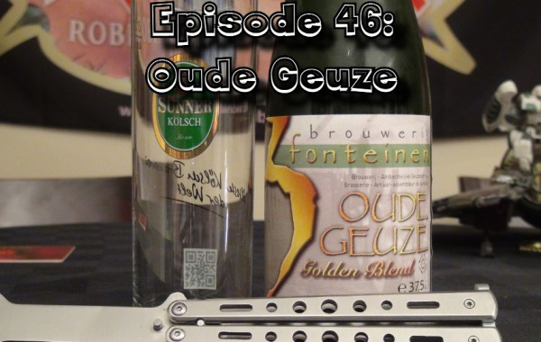 Booze Reviews – Ep. 46 – 3 Fonteinen – Oude Geuze Golden Blend