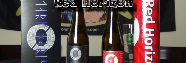 Booze Reviews Ep. 48 – Nogne o – Red Horizon