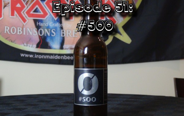 Booze Reviews Ep. 51 – Nøgne ø – #500