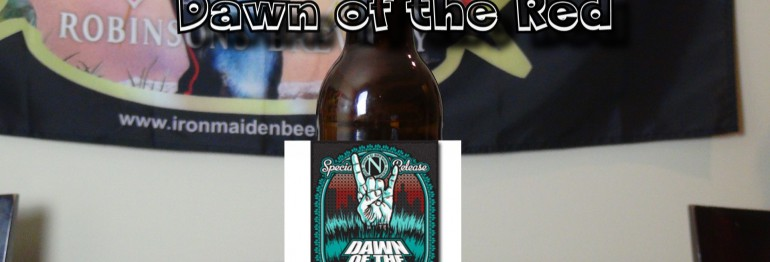 Booze Reviews – Ep. 56 – Dawn of the Red